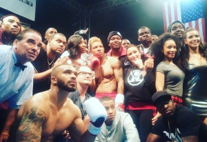 Cast and Crew of Ringside